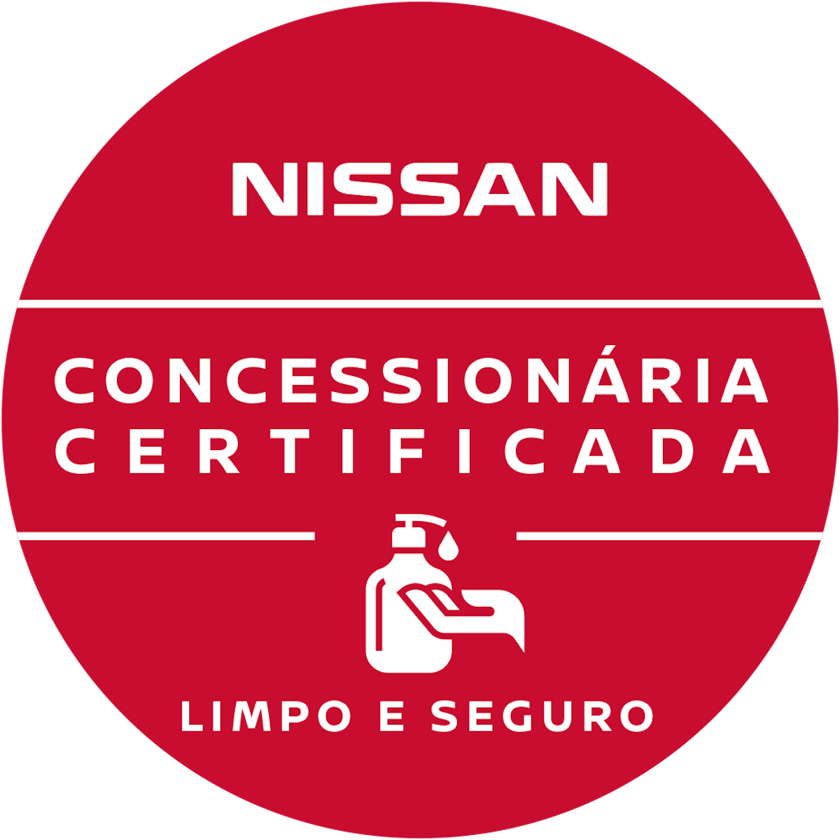 A Nissan Acredita
