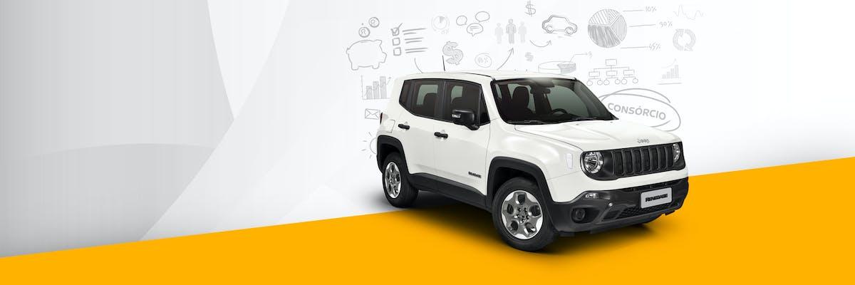 Jeep Sinal Consórcio