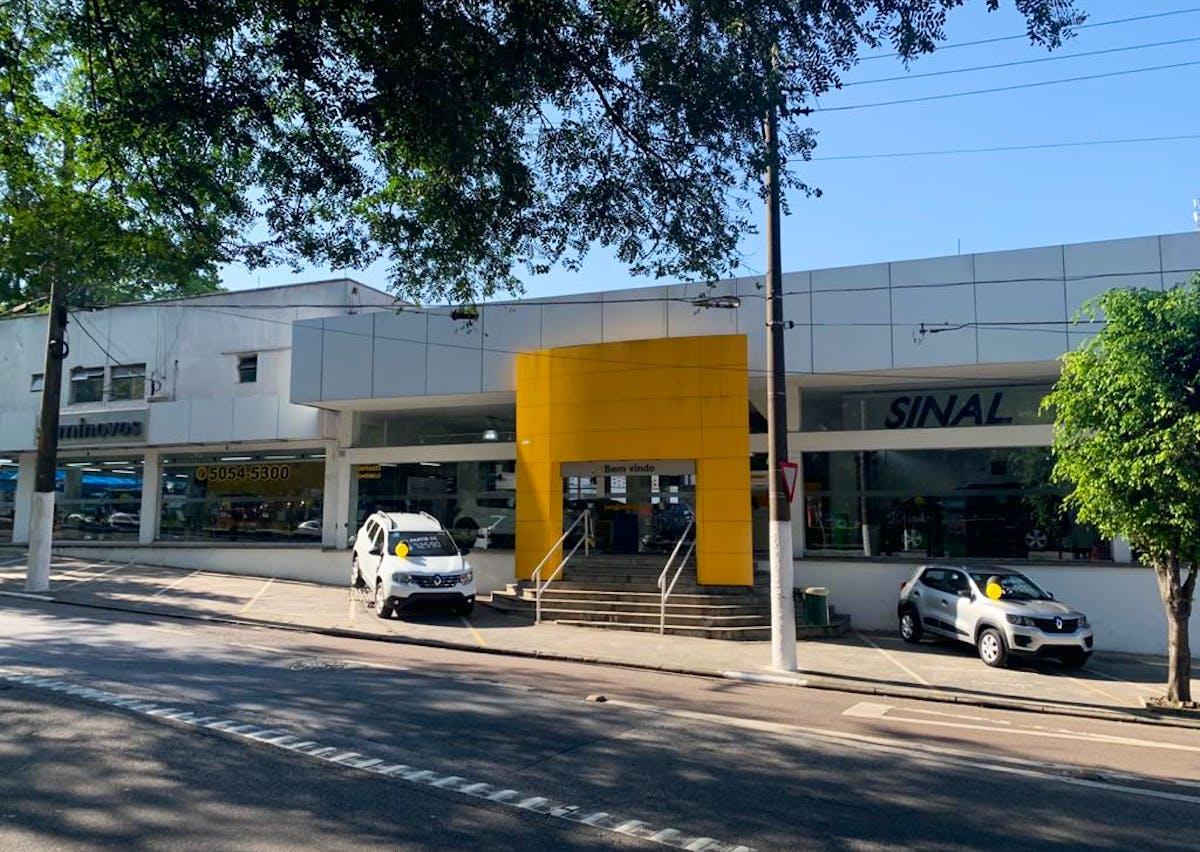 Renault Sinal France Indianópolis