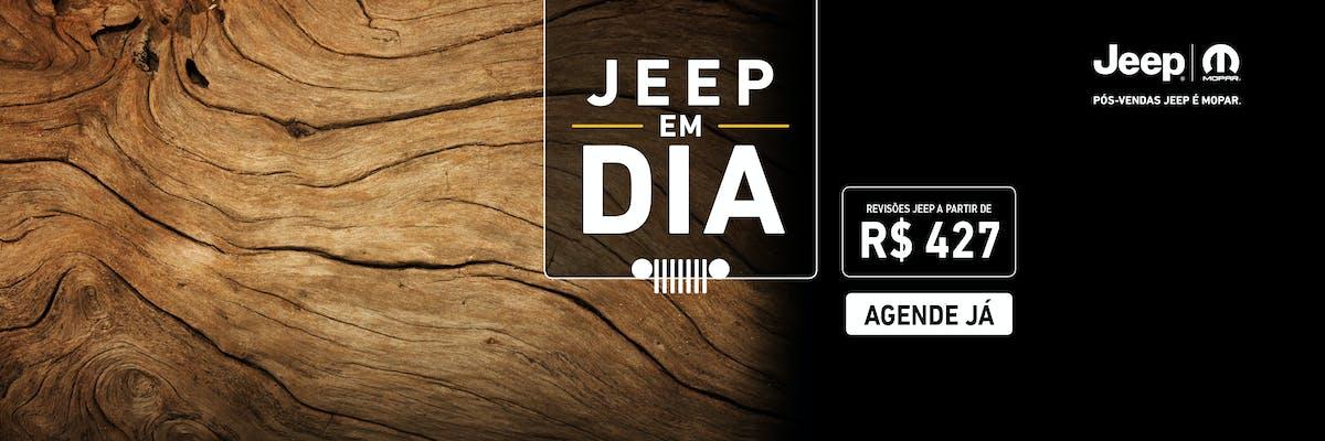 Mantenha seu Jeep