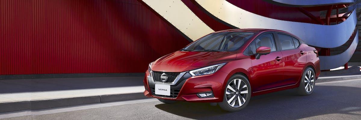 Nissan Versa Exclusive 2021