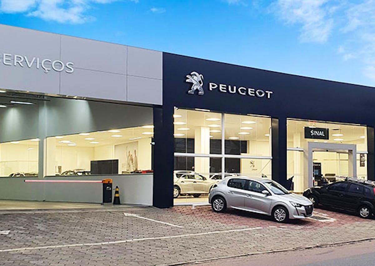 Peugeot Sinal Vergueiro