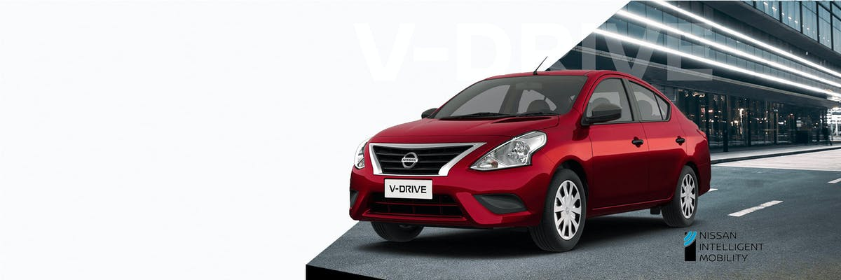 Nissan Versa Special Edition