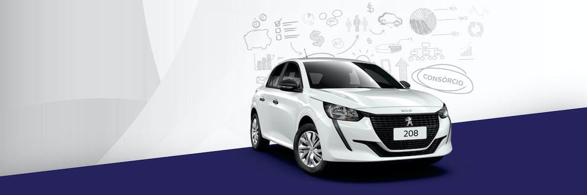 Peugeot Sinal Consórcio