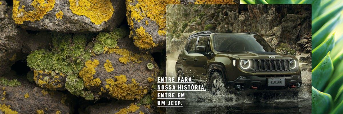 Oferta de Aniversário 80 anos Jeep