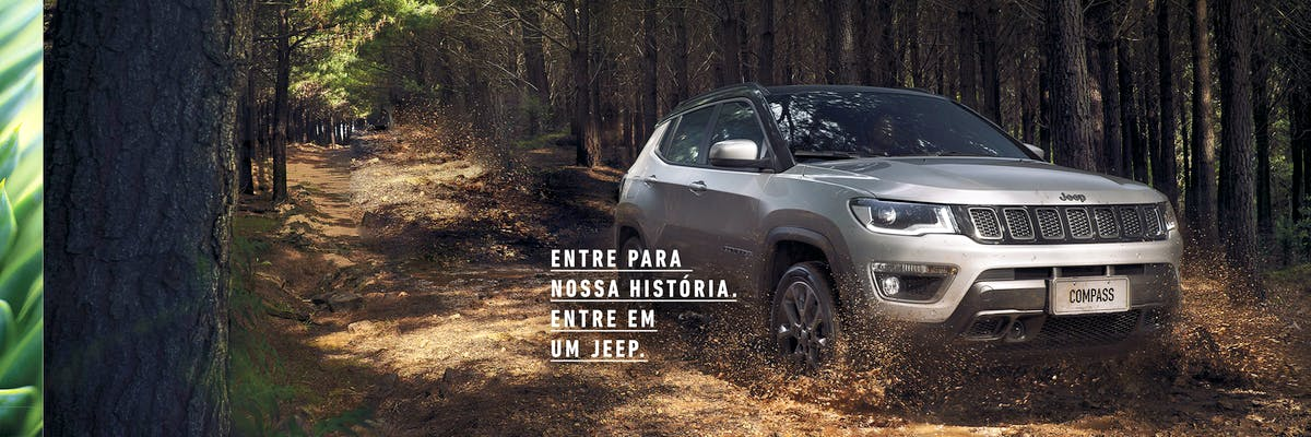 Aniversário Jeep 80 anos