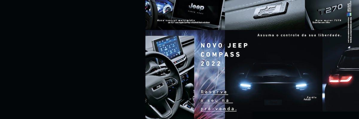 Novo Compass 2022