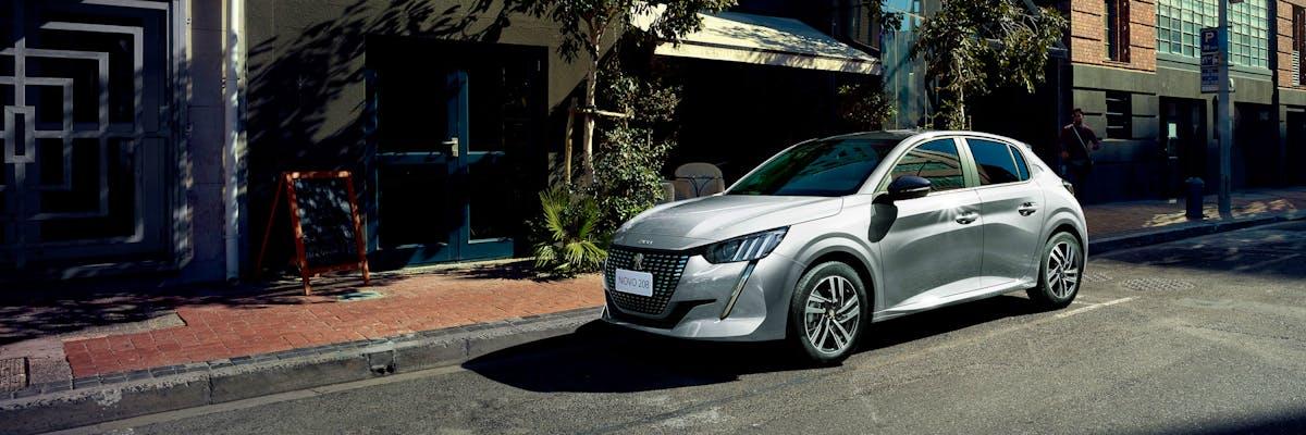 Novo Peugeot 208 Griffe