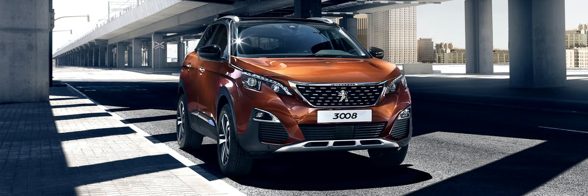 SUV Peugeot 3008 Griffe Pack