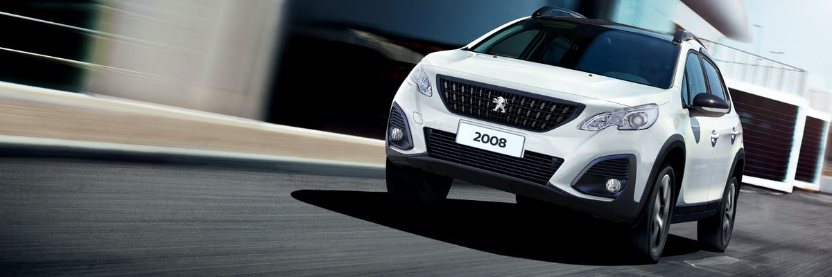SUV Peugeot 2008 Allure Pack