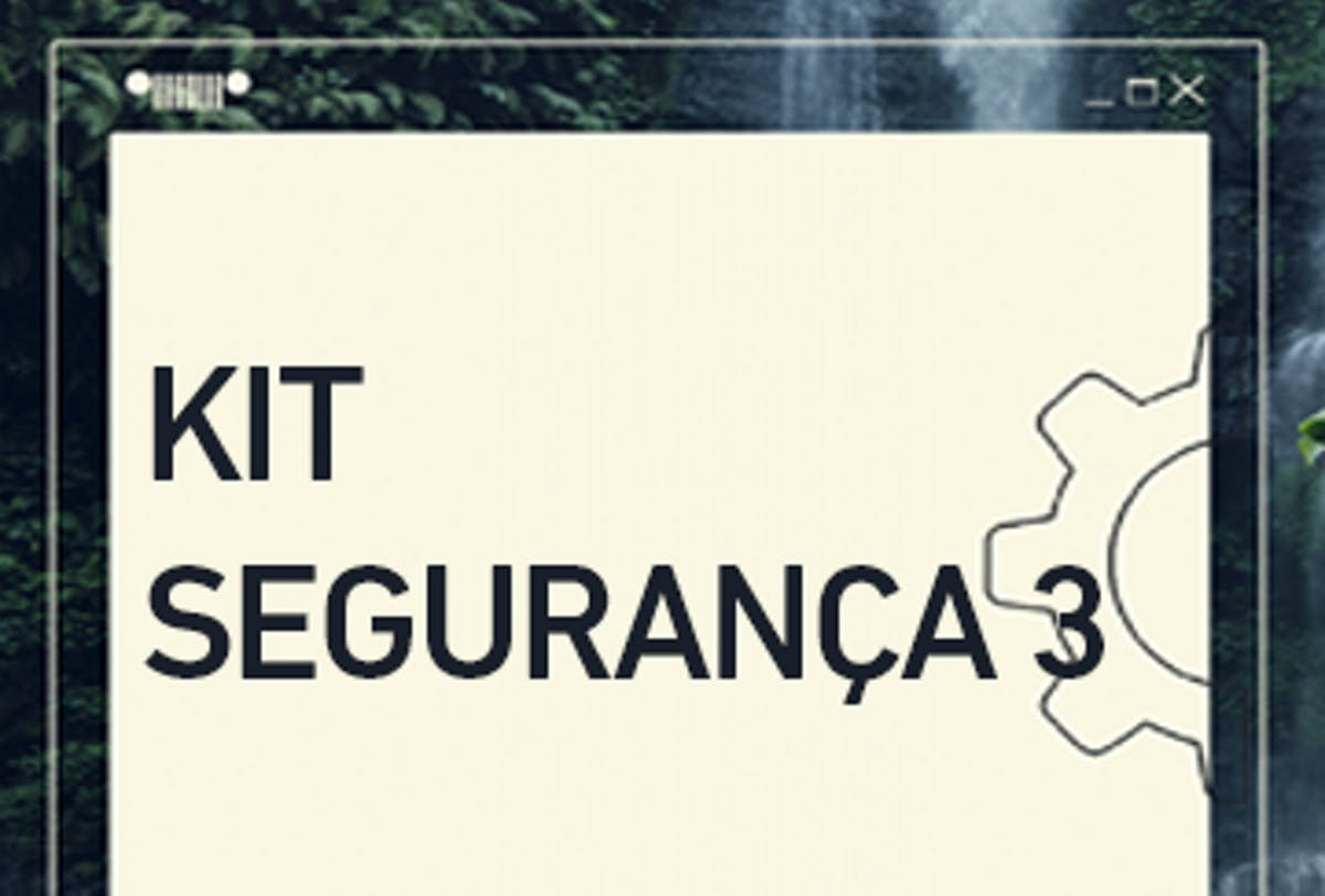 Kit Segurança 3