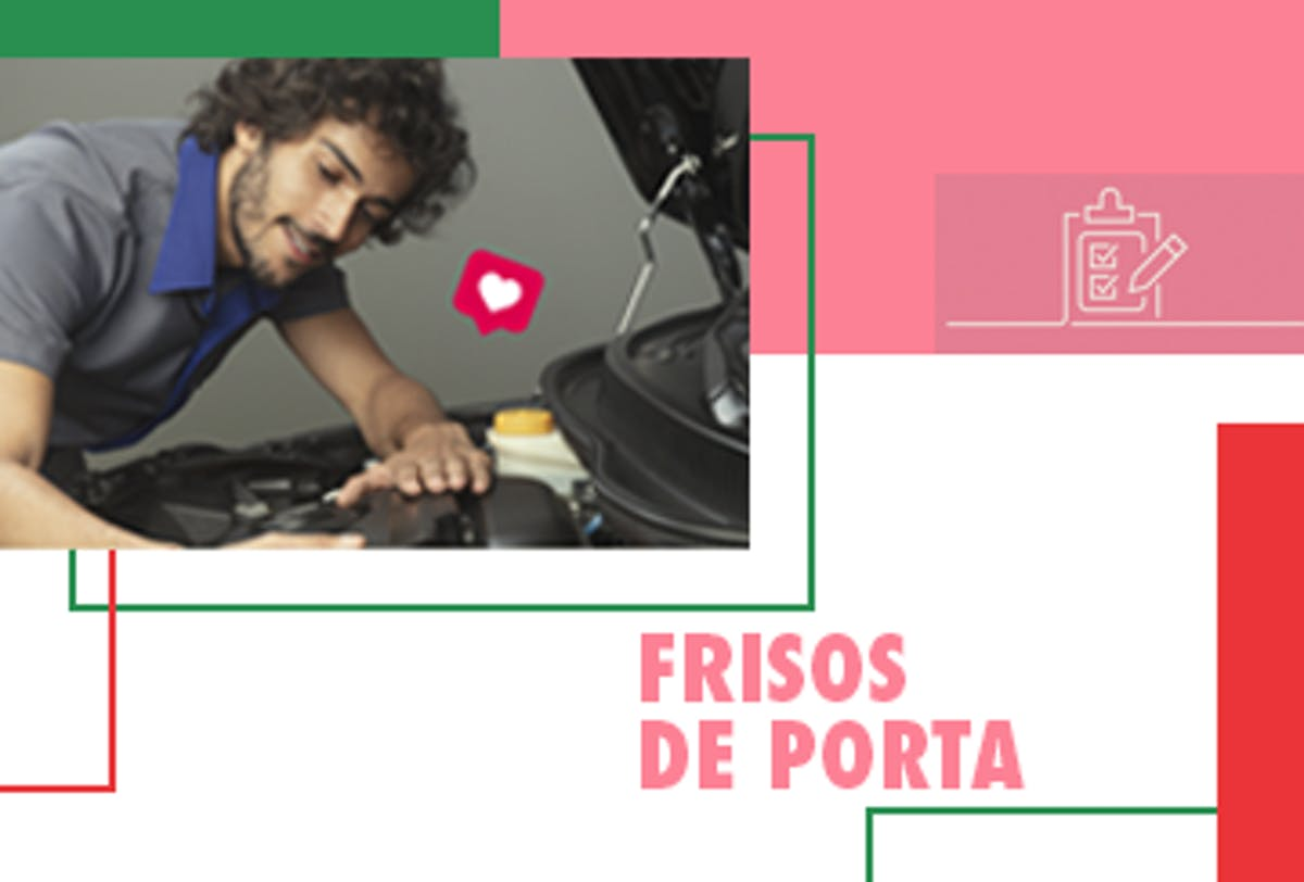 Friso Lateral