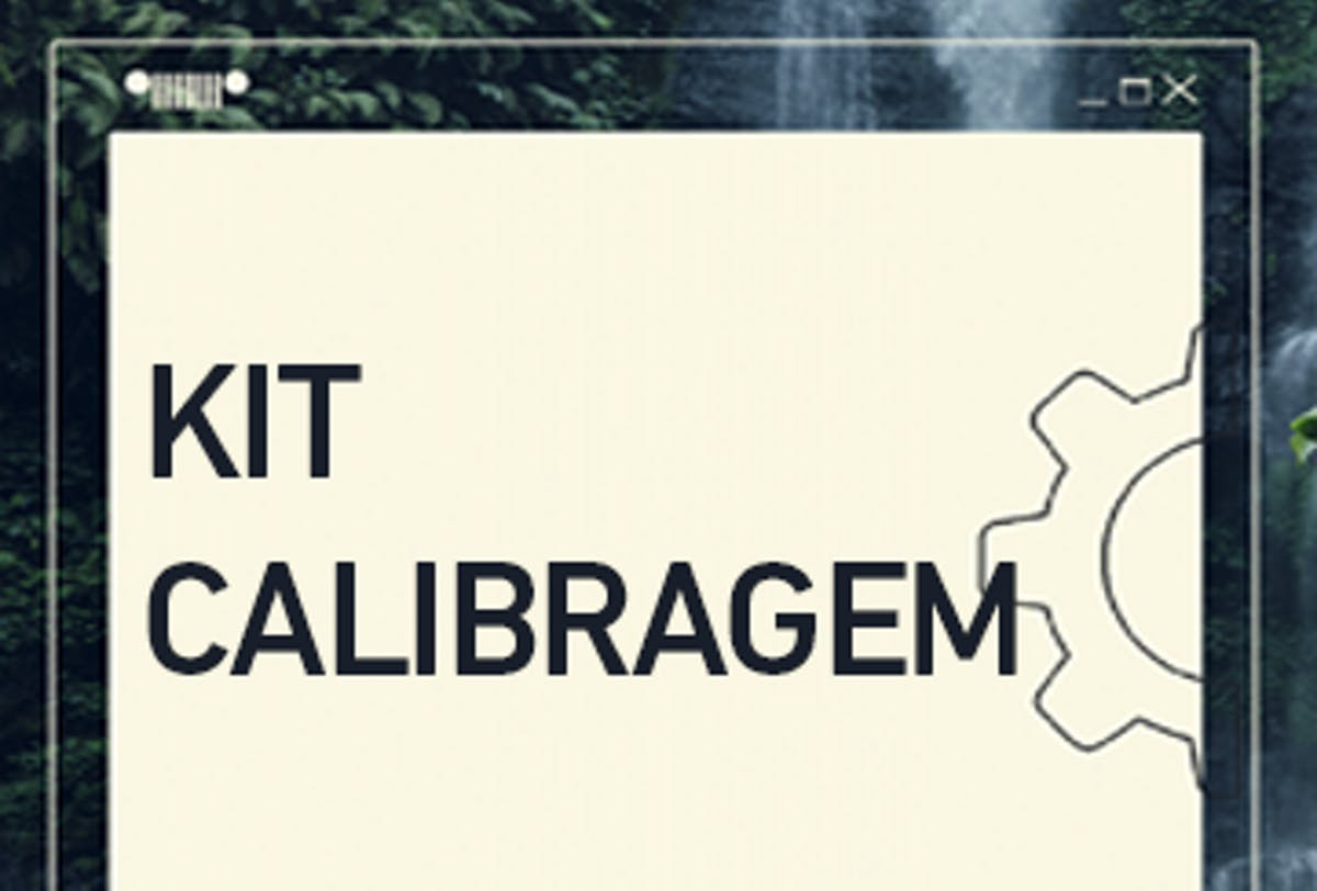 Kit Calibragem