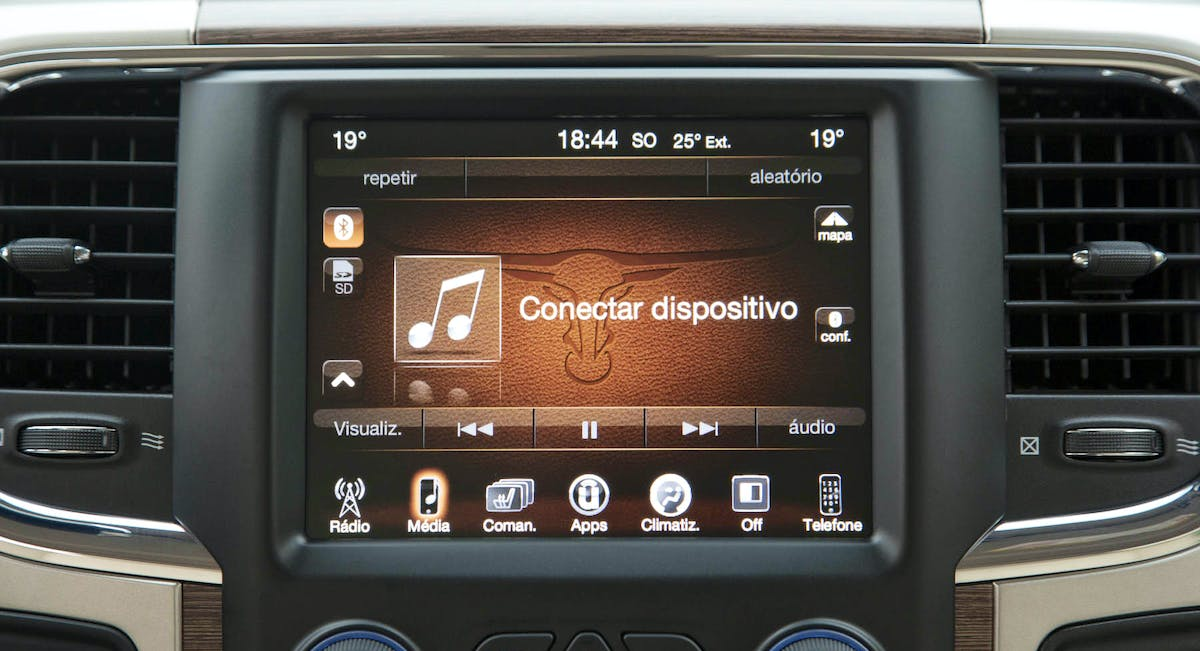 Sistema Bluetooth Uconnect