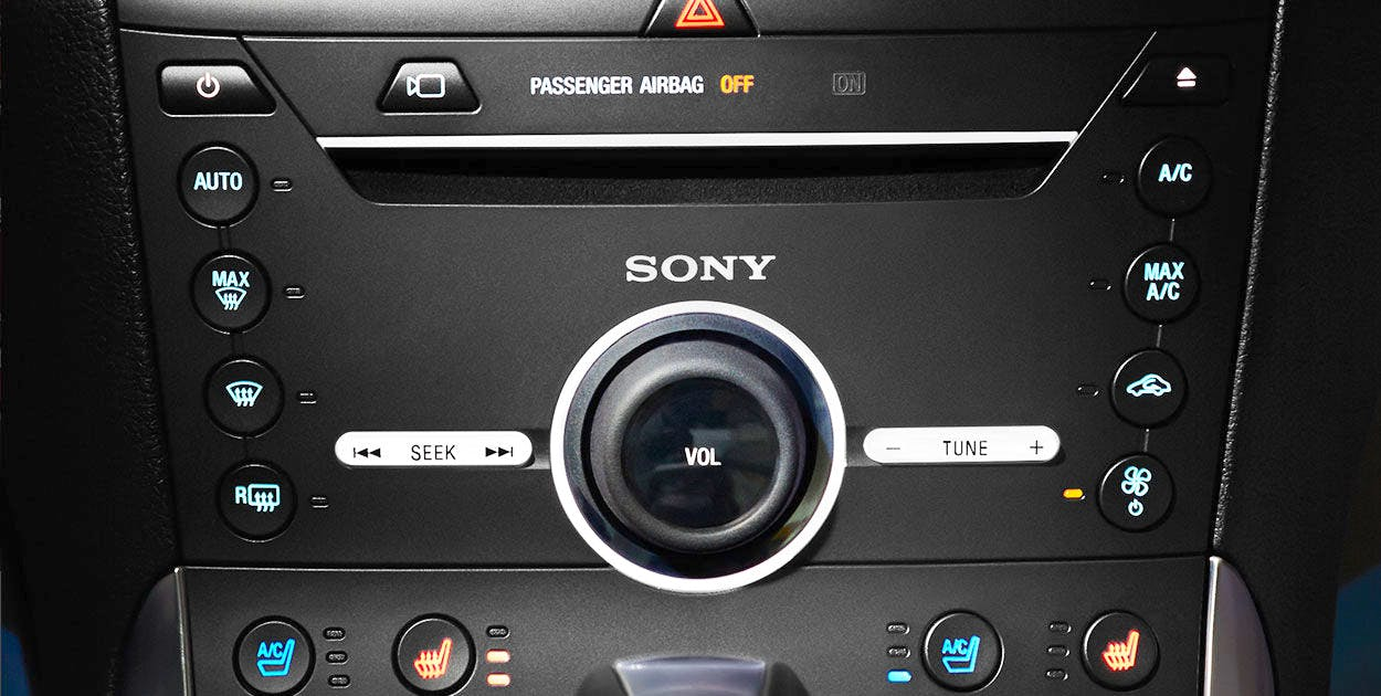 Ar-condicionado digital dual-zone