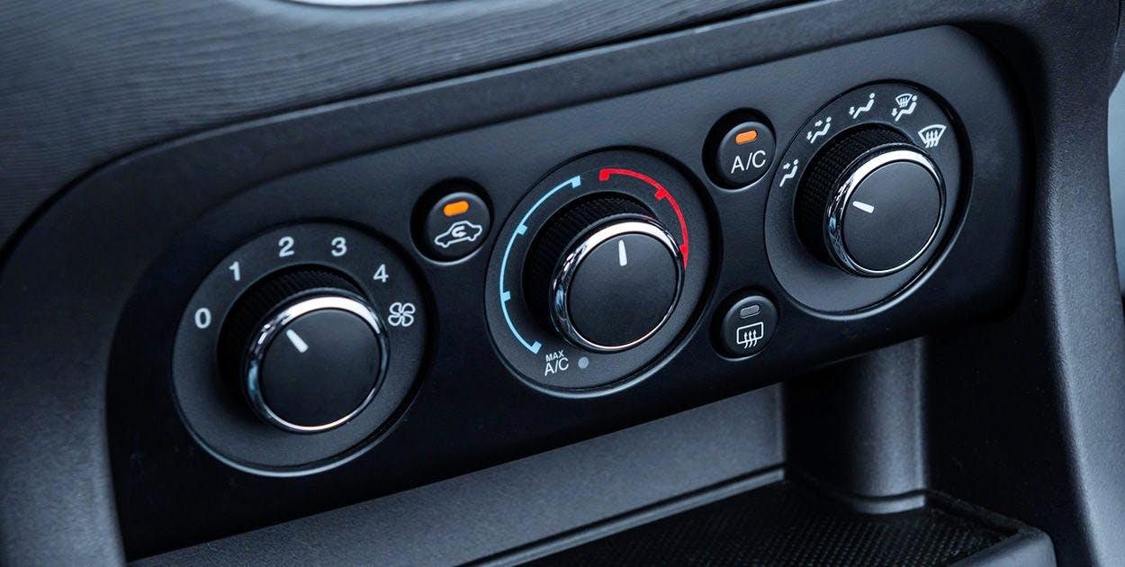 Ar condicionado de alto desempenho