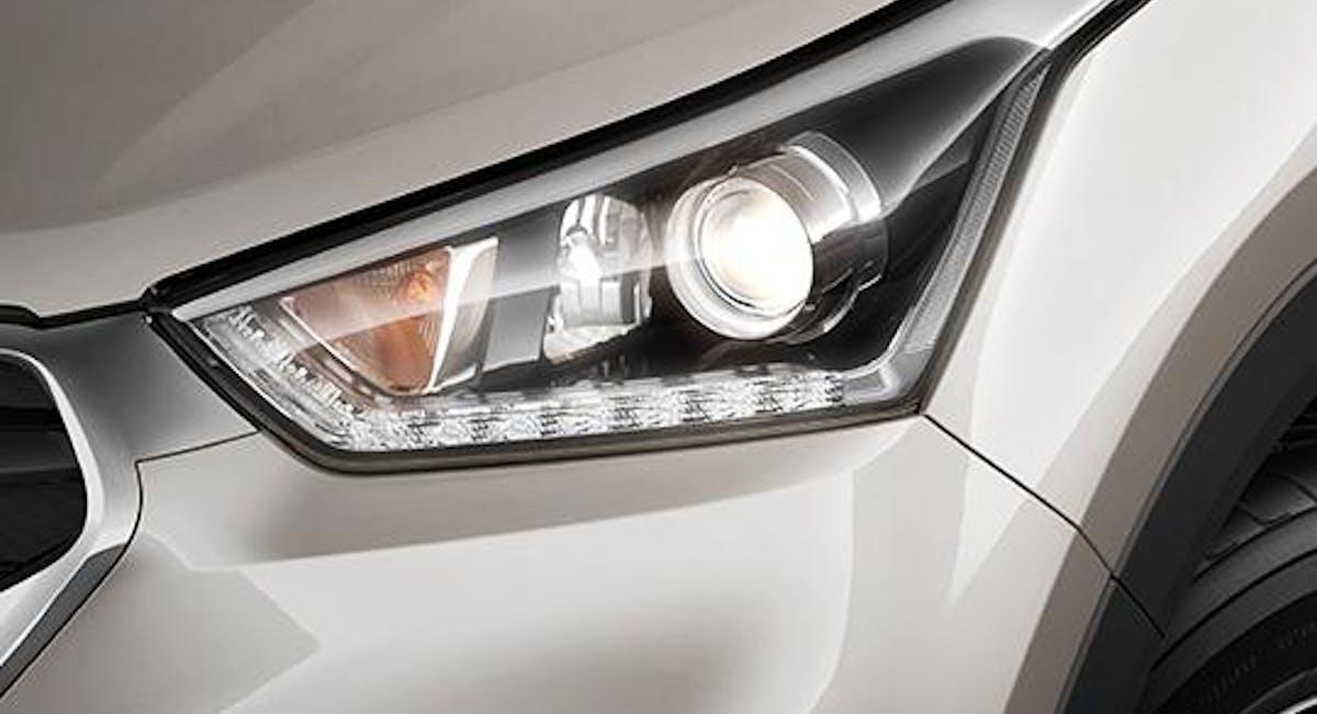 Luz diurna de LED