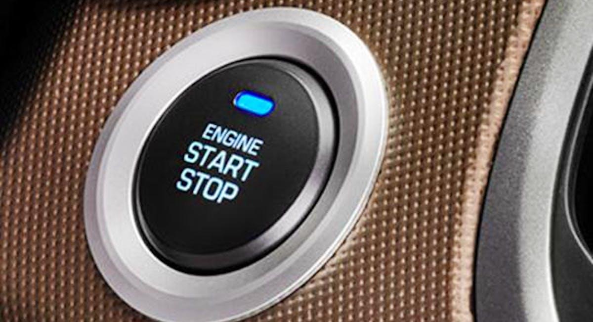 Sistema Stop & Go de parada e partida automática do motor