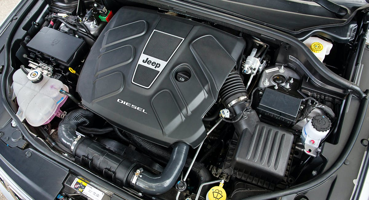 3.0L Turbodiesel V6