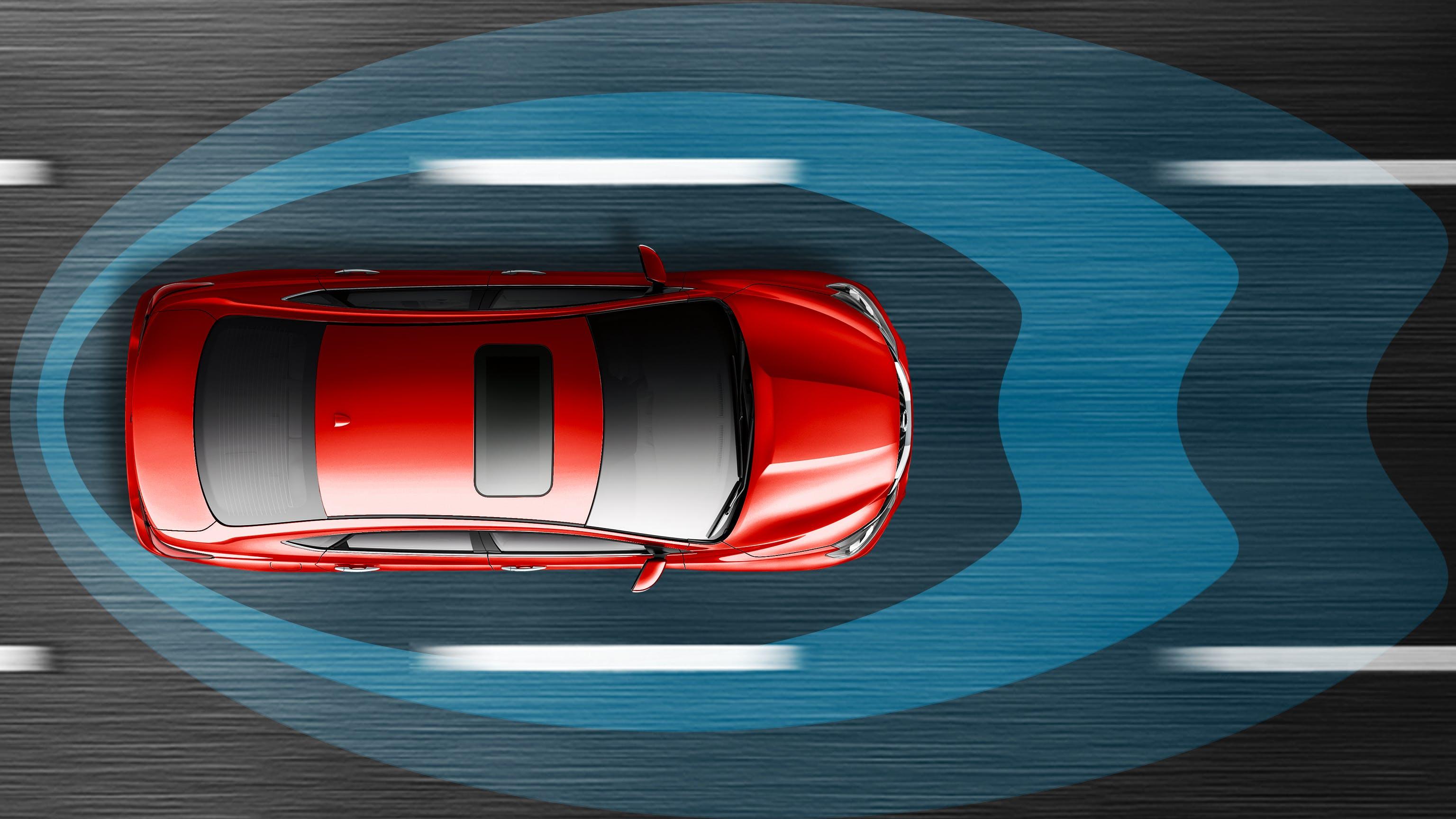 Nissan Safety Shield