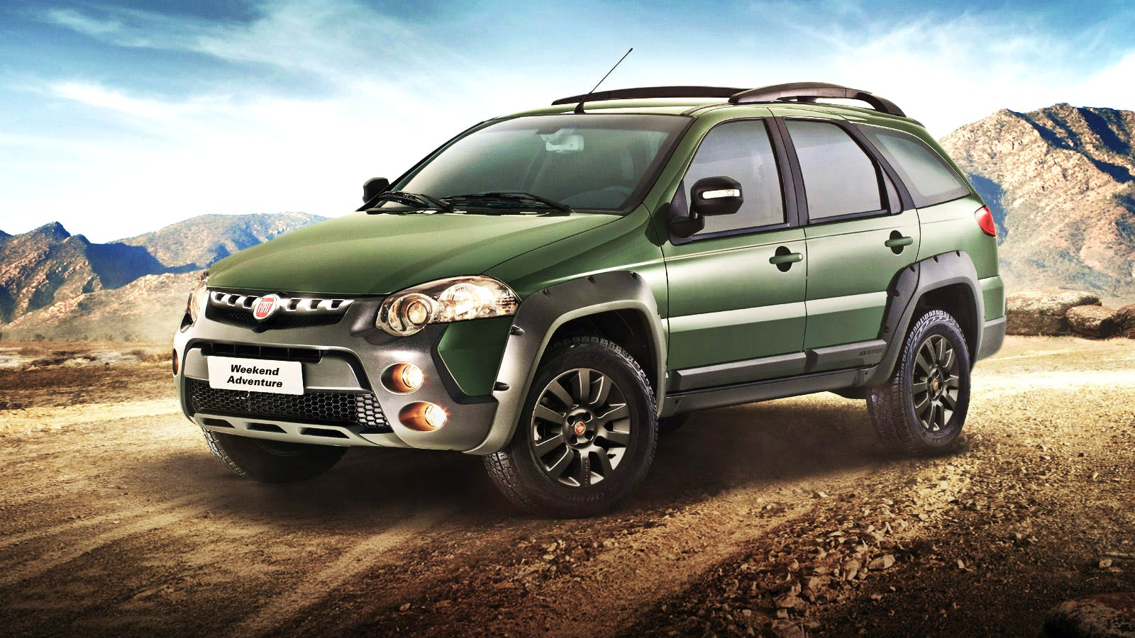 Fiat Palio Weekend - Thumb