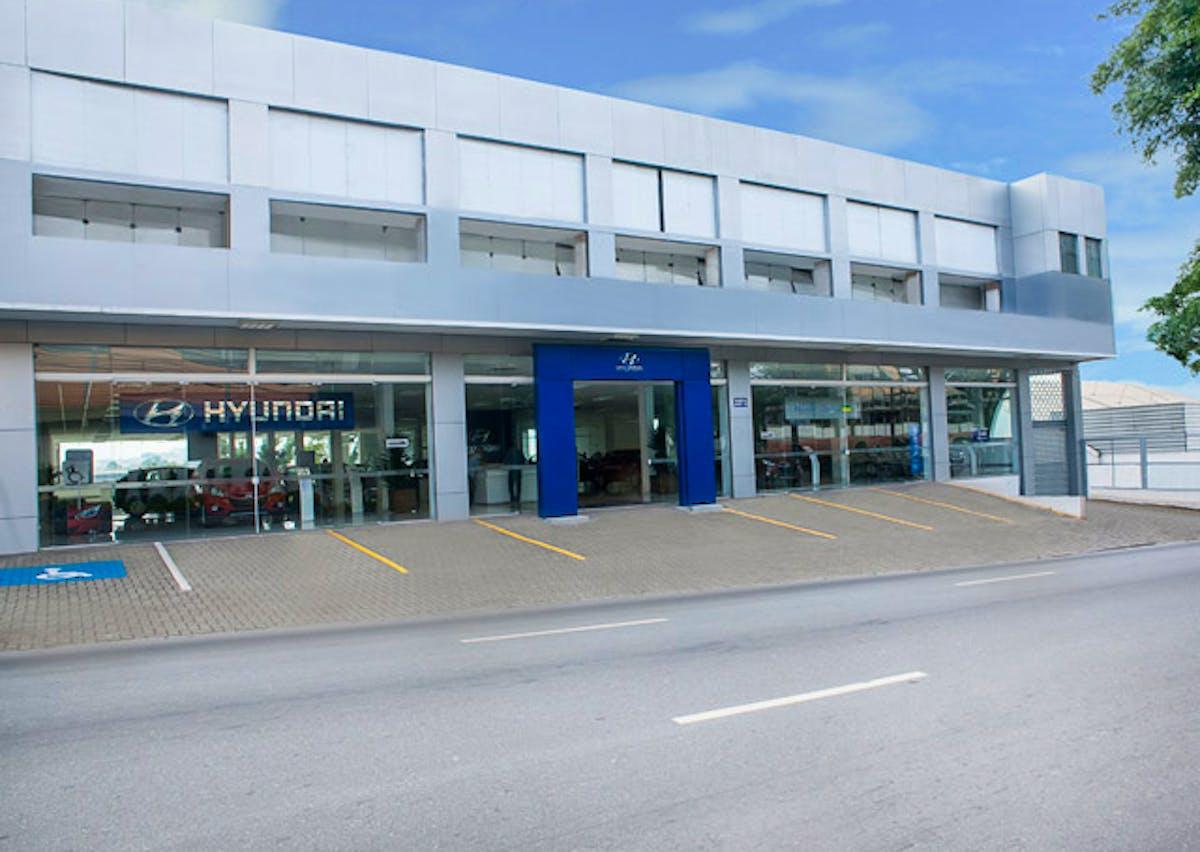 Hyundai Sinal São Caetano