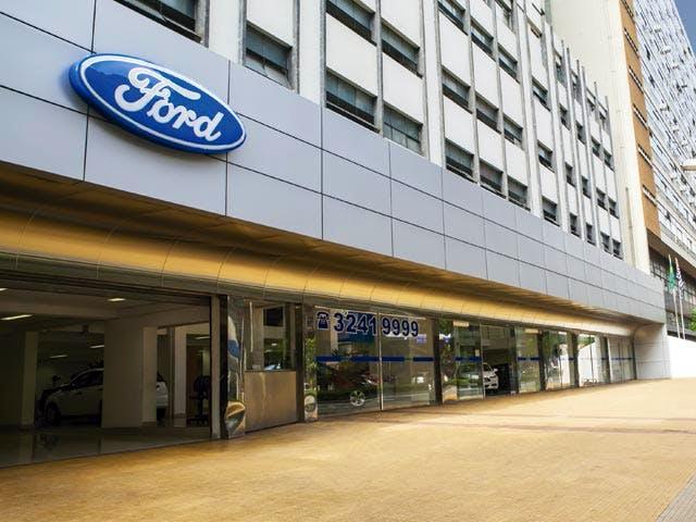 Ford Mix Nove De Julho