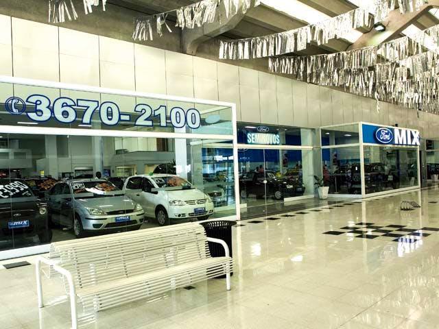 Ford Mix Aricanduva
