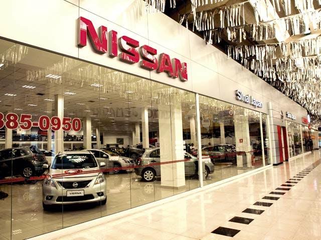 Nissan Sinal Japan Aricanduva