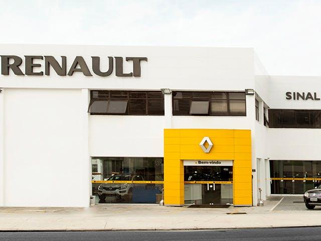 Renault Sinal France Alphaville