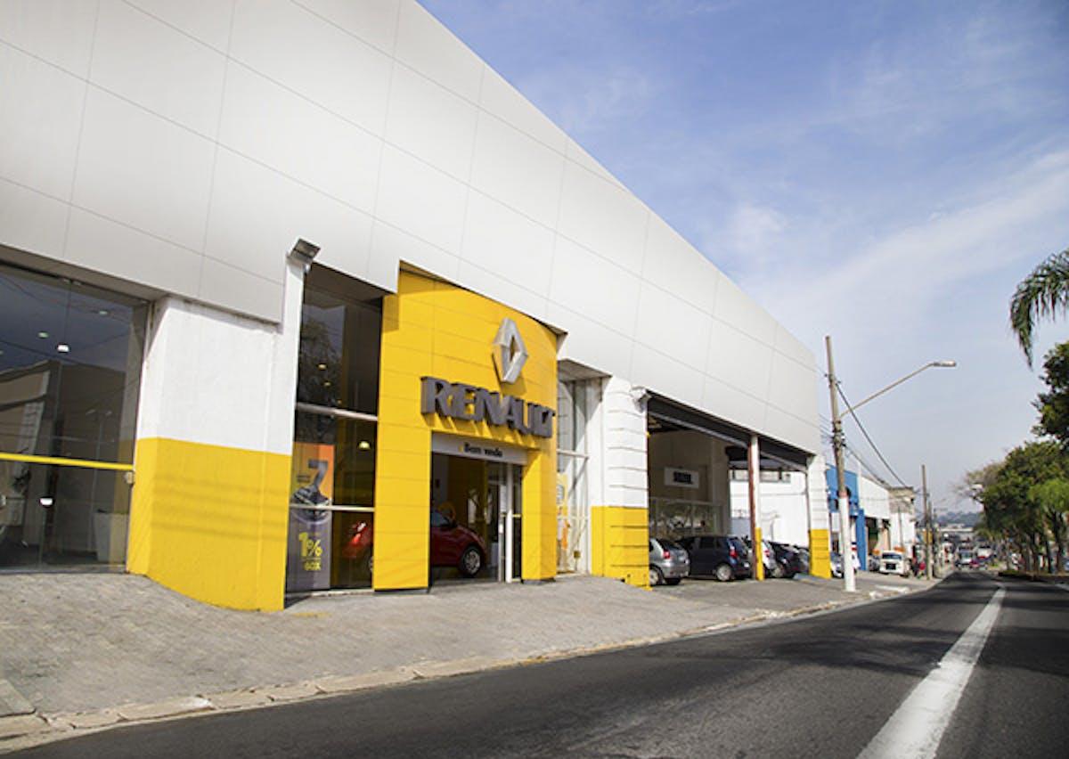 Renault Sinal France São Miguel