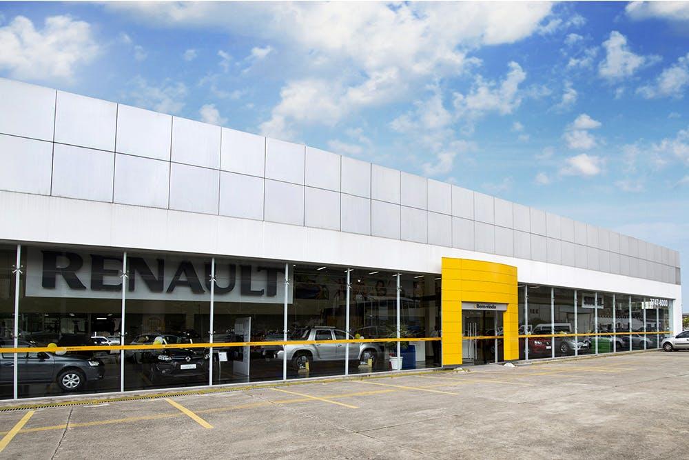 Renault Sinal France Morumbi